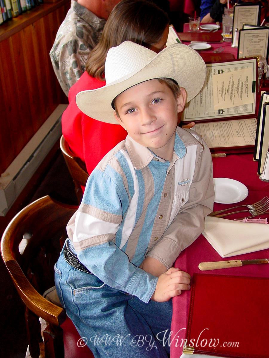 Garret Winslow- bywinslow.com Kids & Seniors031118-Justin-2004-Justin-Cowboy-Hat